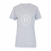 Havre T-shirt femme gris Harcour