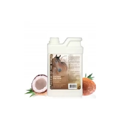 shampoing coco cheval coconut pearl horse of the world