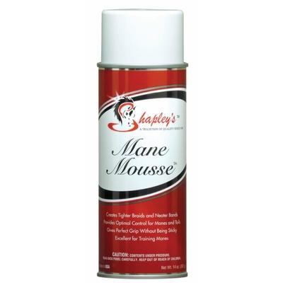 Mane Mousse shapley's usa produit aide au nattage crins