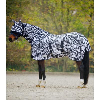 couverture anti mouches zebra waldhausen avec protection ventrale 63130012-075_0
