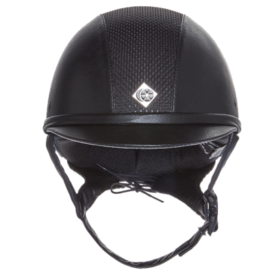 Ayr8-Leather Look-Black-