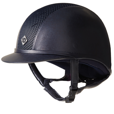 Ayr8-Leather Look-Navy