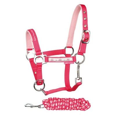 licol + longe diva harry's horse 31002260_fuchsia