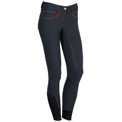 pantalon harry's horse Windsor full grip 26005704_blueberry