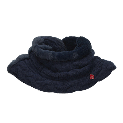 aida snood lemieux navy