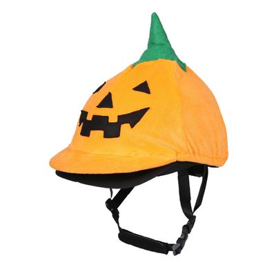 couvre-casque-citrouille-deguisement-halloween-qhp-cavalier-cheval