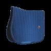 tapis-de-selle-mixte-velvet-pearls-navy-kentucky-bleu