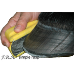 F.R.A. rasp geel how to use