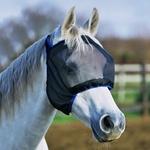 masque anti uv cheval equilibrium field relief midi sans oreilles