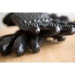 gant pansage handson cheval chien poils