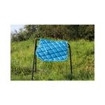 tapis-de-selle-shetland-hb-glitter-bleu-ciel