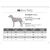 Size Chart BR Dog Rugs