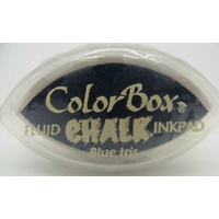 Encreur Color Box Cat's Eye Chalk Blue Iris