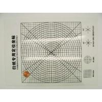 1 plaque Grille guide + 1 plaque vierge pour former le papier Quilling 25x18cm par 1 kit
