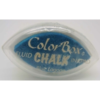 Encreur Color Box Cat's Eye Chalk Blue Lagoon