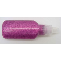 Colle à paillettes Glitter glue 25mm Artemio Fuchsia