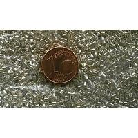 Perles à écraser 1,5mm ARGENT VIEILLI par 500 pcs