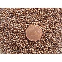 Perles à écraser 2mm CUIVRE par 500 pcs