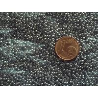 Perles à écraser 2mm NOIR Hématite par 500 pcs
