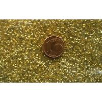 Perles à écraser 1,5mm DORE par 500 pcs