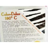 Color-Dekor 180 degrés motif Zèbre pour décoration de céramique verre