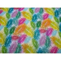 Papier décoratif à coller Artepatch 1 feuille 40x50cm PLUMES Artemio