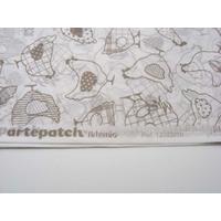 Papier décoratif à coller Artepatch 1 feuille 40x50cm POULES Artemio