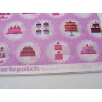 Papier décoratif à coller Artepatch 1 feuille 40x50cm GATEAUX Artemio