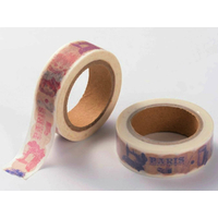 Ruban Masking Tape Mercerie Paris 15mm x 10m