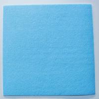 Feutrine épaisse 3mm plaque 29x29cm Feutre BLEU