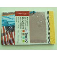 Mini carnet New York USA Artemio bloc 11x7cm de 30 feuilles