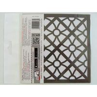 Pochoir Home Deco Style Carreau de ciment MOD22 Planche 15x15cm Artemio