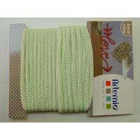 Tricotin fil tricoté 5mm cordon Vert Eau par 5 mètres Artemio