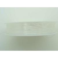 Fil Stretch 1mm TRANSPARENT par bobine 4m