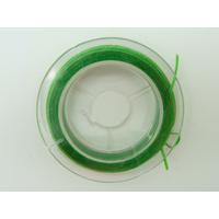 Fil Stretch 0,8mm Vert élastique multifibre par Bobine 10m env