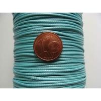 FIL Mix Coton Nylon 1mm BLEU CLAIR par 3 mètres