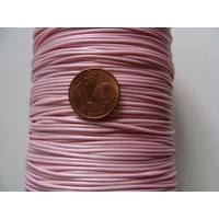 Bobine FIL Mix Coton Nylon 1mm ROSE par 160 mètres