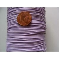 Bobine FIL Mix Coton Nylon 1mm MAUVE par 160 mètres