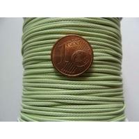 Bobine FIL Mix Coton Nylon 1mm VERT CLAIR par 80 mètres