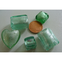 LOT MIX perles verre PV-lot39