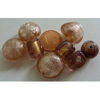 LOT MIX perles verre PV-lot42