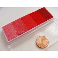 Encreur 76x28cm Encre 5 couleurs Rose à Rouge