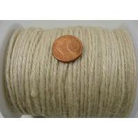 Fil fibre Jute 1,3mm ECRU par 5m