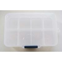 Casier 8 compartiments pour rangement 10,7x6,9cm par 1 pc