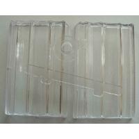 MOULE plastique 3 formes pour création de perles en pâte polymère par 1 pc