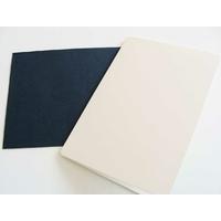 Carte pliée 105x152mm avec enveloppe bleue par 2 pcs