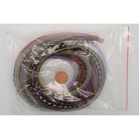 Fil Résille tubulaire MIX 4mm par 5 mètres