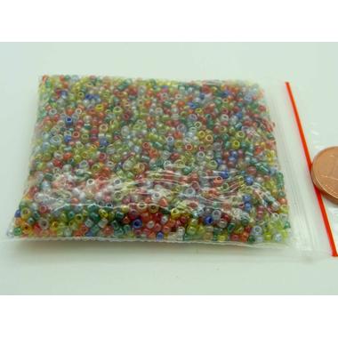 perle rocaille mini mix12