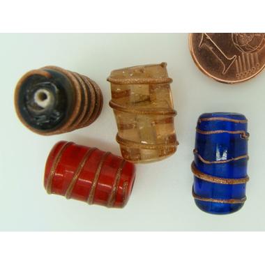 PV63 perle tube spirale