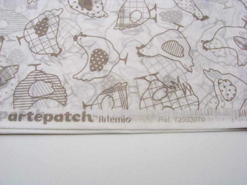 papier d coratif coller artepatch 1 feuille 40x50cm. Black Bedroom Furniture Sets. Home Design Ideas
